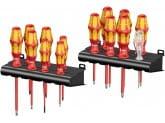 Набор отверток диэлектрический WERA Kraftform Big Pack 100 VDE , 105631