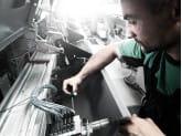 Отвертка TORX® WERA Kraftform Micro 2073 Five Lobe TX IPR # 1 для электроники 030160