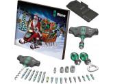 Набор рождественский Wera Advent 2020 WE-05136600001