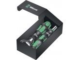 Набор WERA Kraftform Kompakt 28 + фирменная бутылочная открывалка