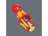 Набор ручка-держатель со сменными отвертками WERA Kraftform Kompakt Turbo i 1 057484