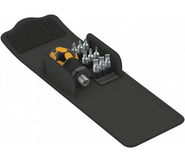 Набор WERA Kraftform Kompakt Stubby ESD 1, 10 предметов 057472