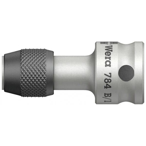 Соединительные детали c быстросменным патроном WERA 784 B/1 3/8