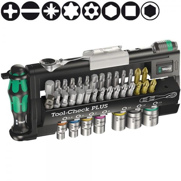 Набор WERA Tool-Check PLUS 056490