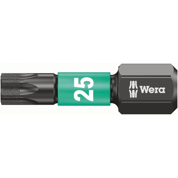 Биты WERA TX 25/25 мм 867/1 IMP DC Impaktor TORX 057625