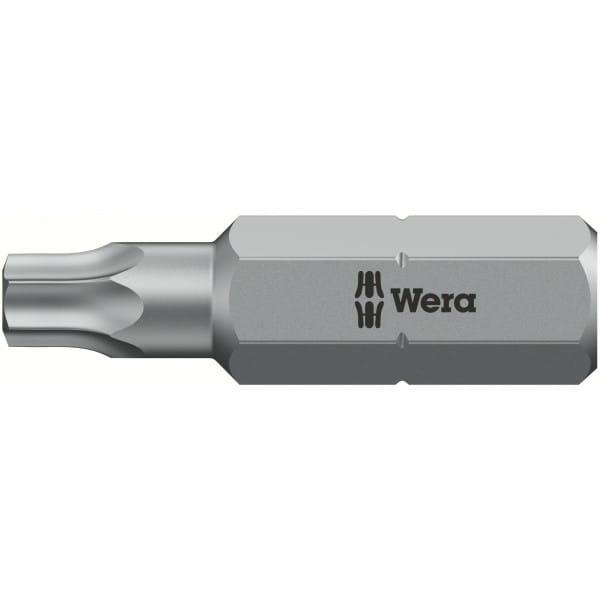 Биты WERA TX 20/25 мм 867/1 Z TORX BO 066510