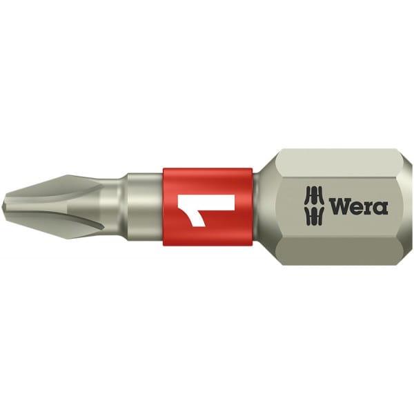 Бита WERA 3851/1 TS PH1 нержавеющая сталь 071010