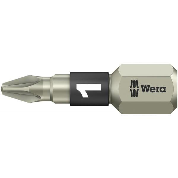 Бита WERA 3855/1 TS Pozidriv PZ 1, нержавеющая сталь 071020