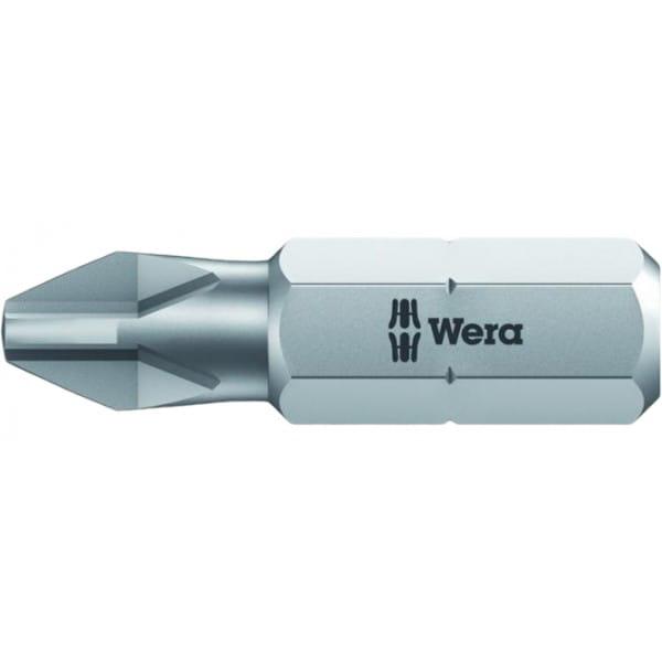 Биты WERA PH 3/25 мм 851/1 Z 072074