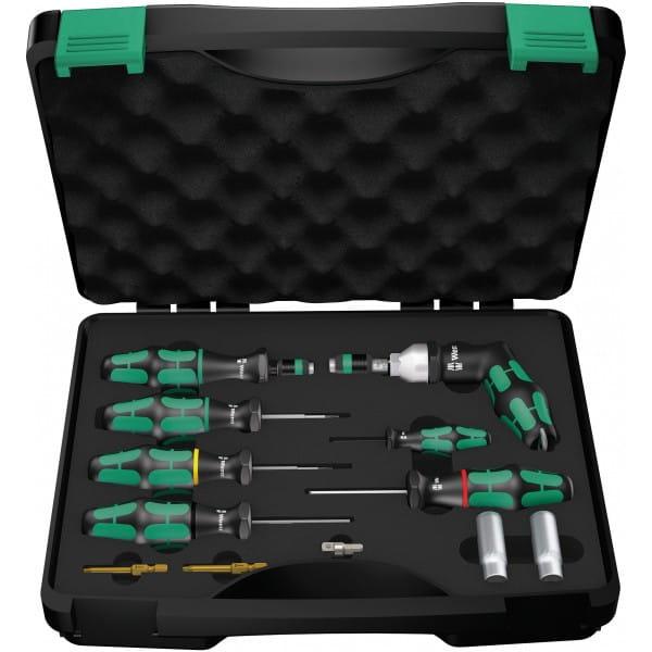 Монтажный набор для системы контроля давления в шинах WERA 7443/12 074746