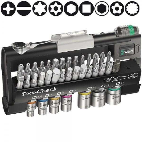 Набор WERA Tool-Check Automotive 1 200995