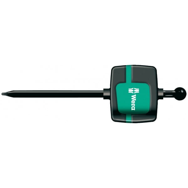 Флажковый ключ WERA 1267 A TORX®, TX 10 / 40 мм, 026354