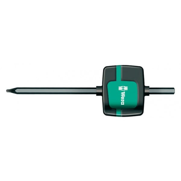 Комбинированный флажковый ключ WERA 1267 B TORX PLUS®, 9 IP / 3.5 мм / 42 мм, 026380