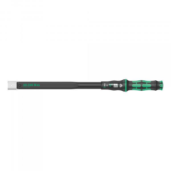 Динамометрический ключ WERA Click-Torque X 5 с трещоткой и реверсом WE-075655