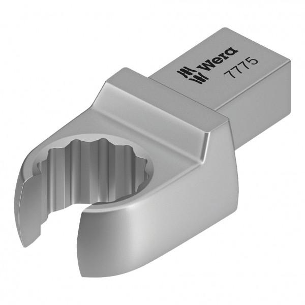 Насадка-накидной ключ WERA 7775, с прорезью WE-078652