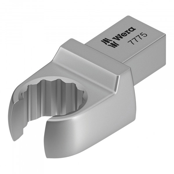 Насадка-накидной ключ WERA 7775, с прорезью WE-078653