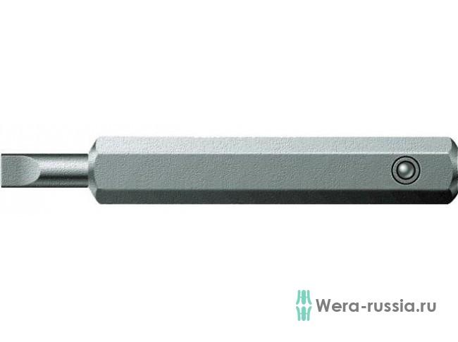 0,8х4х28 мм 800/0 Z 055023 WE-055023 в фирменном магазине Wera