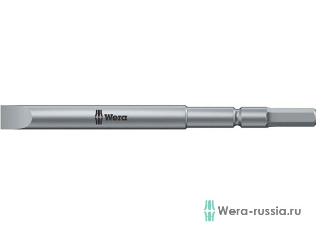 0,6х4,5х50 мм 800/00 Z 055180 WE-055180 в фирменном магазине Wera