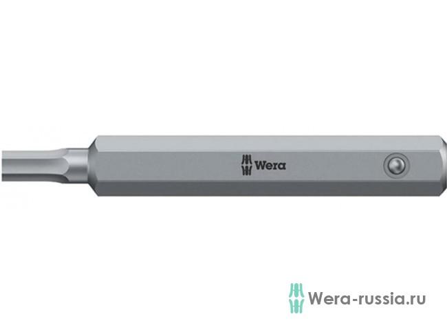1,3х28 мм 840/0 Z Hex-Plus 055312 WE-055312 в фирменном магазине Wera