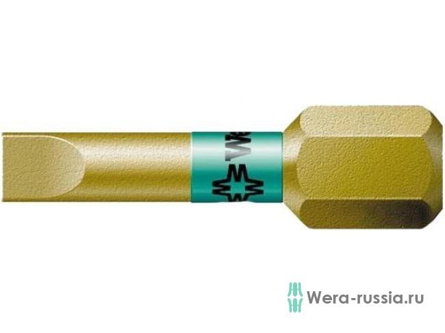 0,8х5,5х25 мм 800/1 BTH 056084 WE-056084 в фирменном магазине Wera