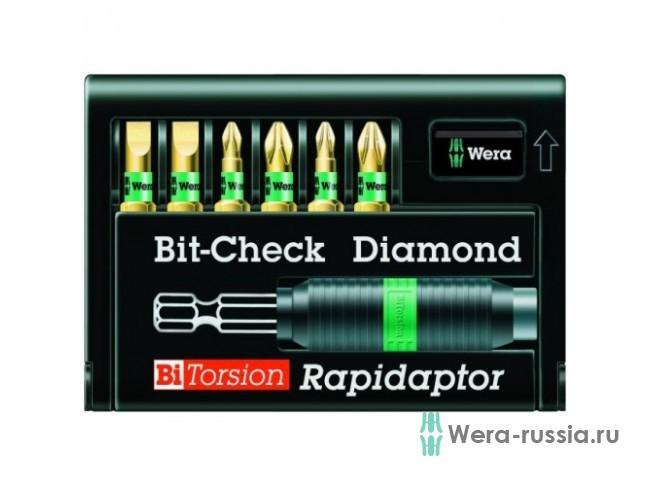 8700-6/BDC Bit-Check – Rapidaptor 056370 WE-056370 в фирменном магазине Wera