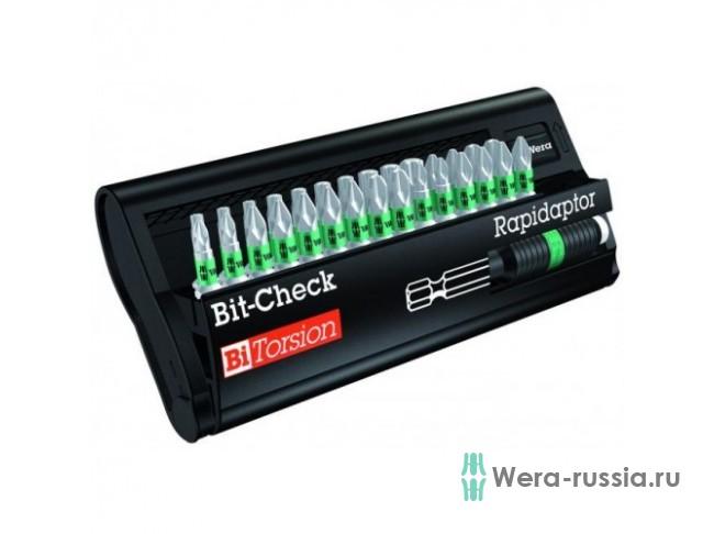 BC BiTorsion/30 Bit-Check 056442 WE-056442 в фирменном магазине Wera