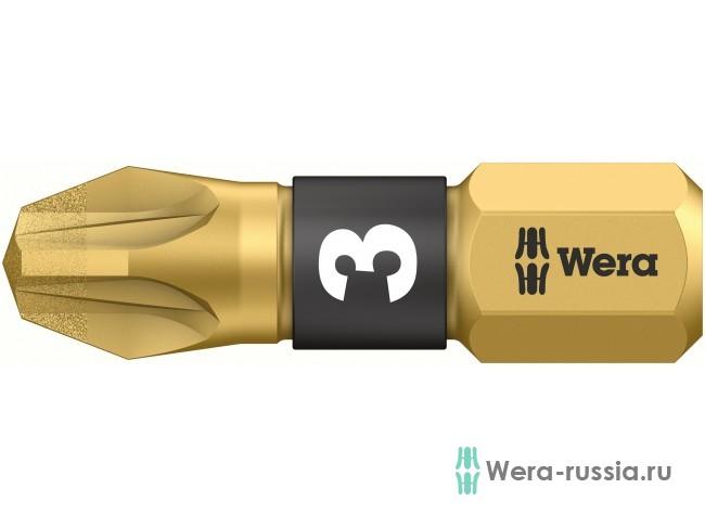 PZ 3/25 мм 855/1 BDC 056704 WE-056704 в фирменном магазине Wera