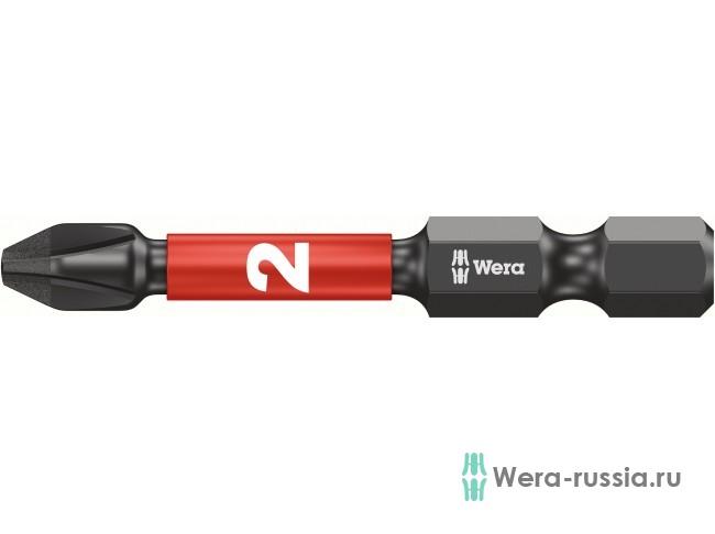 РН 2/50 мм 851/4 IMP DC Impaktor 057656 WE-057656 в фирменном магазине Wera