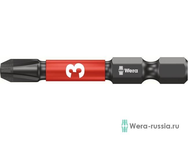 РН 3/50 мм 851/4 IMP DC Impaktor 057657 WE-057657 в фирменном магазине Wera