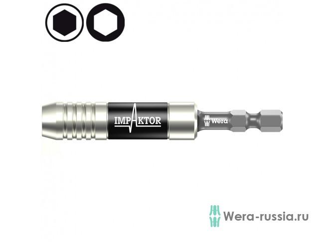 897/4 IMP с кольцевым магнитом и пружинным стопорным кольцом 057 WE-057675 в фирменном магазине Wera