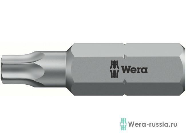 10 IP/25 мм 867/1 Z IP TORX PLUS 066280 WE-066280 в фирменном магазине Wera