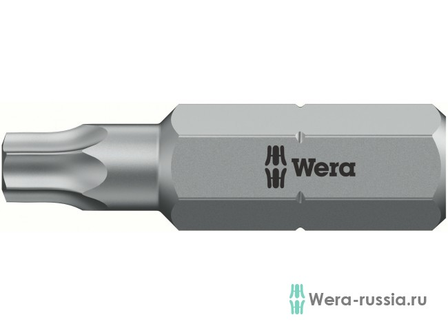 40 IP/25 мм 867/1 Z IP TORX PLUS 066290 WE-066290 в фирменном магазине Wera