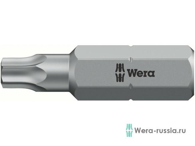 TX 25/25 мм 867/1 TORX 066488 WE-066488 в фирменном магазине Wera