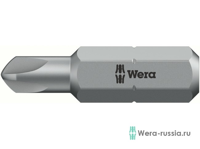 Биты WERA 10х25х6 мм 871/1 TORQ-SET® Mplus 066632