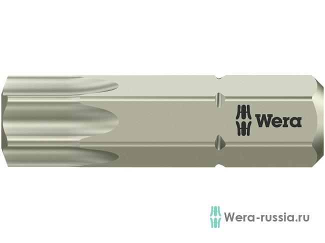 3867/1 TS TORX® TX 40, нержавеющая сталь 071038 WE-071038 в фирменном магазине Wera