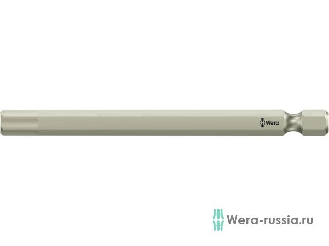 3840/4 TS шестигранник 5х89 мм, нержавеющая сталь 071103 WE-071103 в фирменном магазине Wera