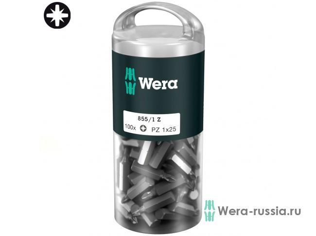 855/1 Z DIY 100 PZ 1 x 100 шт. 072443 WE-072443 в фирменном магазине Wera