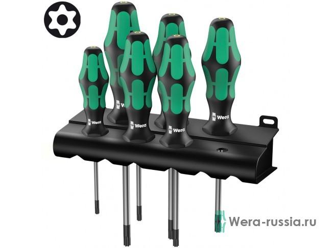 Kraftform Plus 367/6 TORX® BO 138250 WE-138250 в фирменном магазине Wera