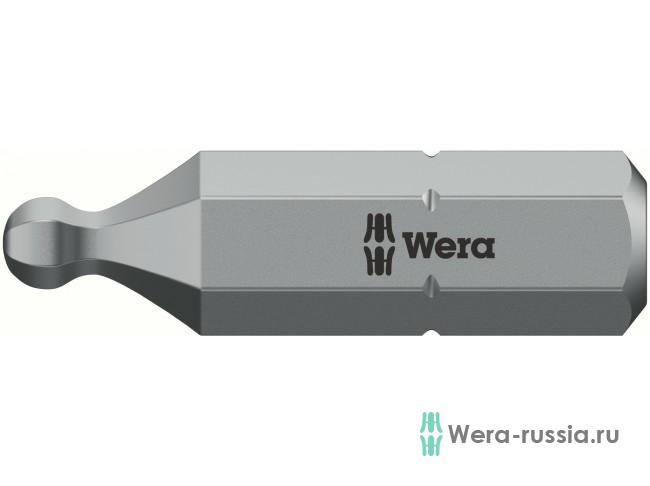 """Биты WERA 3/16""""х1"""" 842/1 Z 380108"""