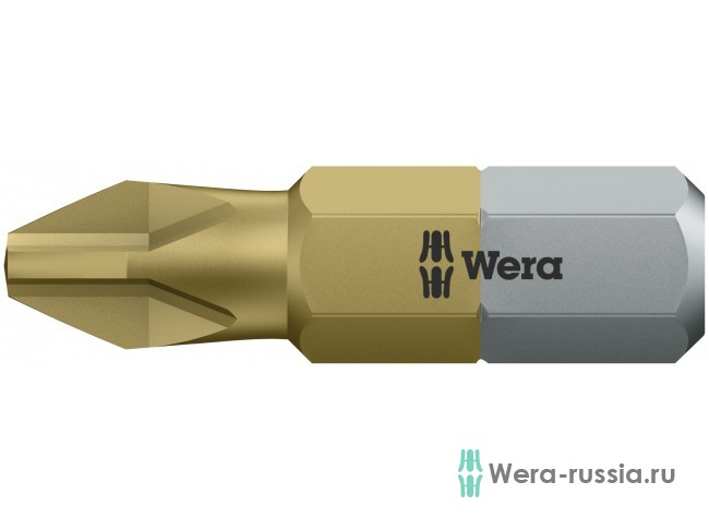 РН 2/25 мм 851/1 TiN 480172 WE-480172 в фирменном магазине Wera