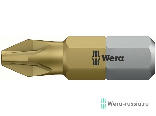 PZ 2/25 мм 855/1 TiN 480222 WE-480222 в фирменном магазине Wera