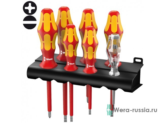 Kraftform Plus 160 i/7 Rack , 006147 WE-006147 в фирменном магазине Wera