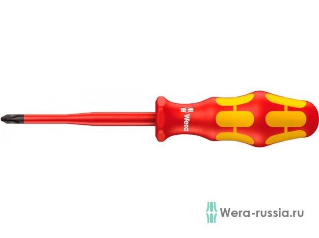 Kraftform Plus 162 iS VDE, уменьшенный Ø рабочего конца, PH 1 / WE-006450 в фирменном магазине Wera