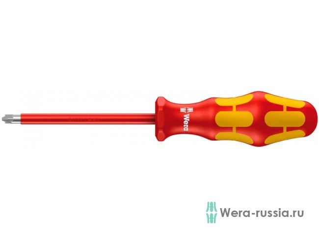 Kraftform Plus 165 i PZ/S VDE, #1 / 80 мм, 006190 WE-006190 в фирменном магазине Wera