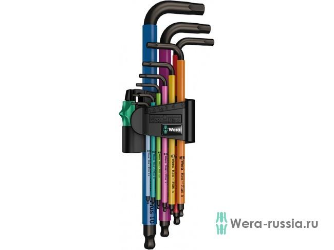 950 SPKL/9 SM N Multicolour BlackLaser 022089 WE-022089 в фирменном магазине Wera