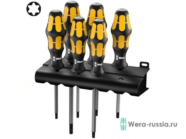 Kraftform 977/6 TORX® 024410 WE-024410 в фирменном магазине Wera