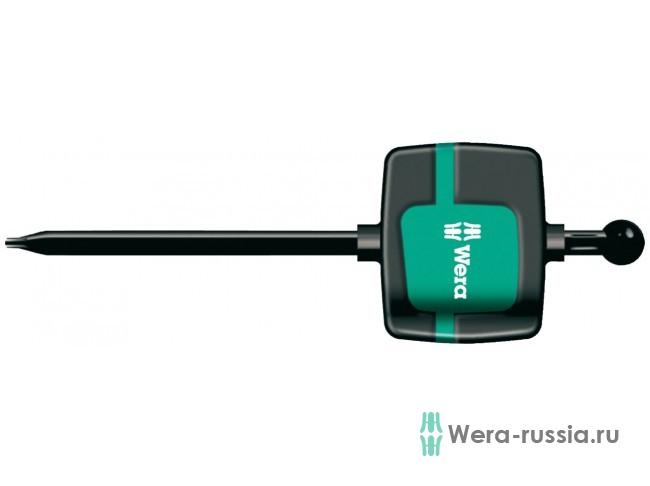 1267 A TORX®, TX 6 / 33 мм, 026350 WE-026350 в фирменном магазине Wera