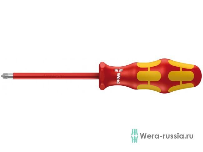Kraftform Plus 165 i PZ/S VDE, #2 / 100 мм, 006191 WE-006191 в фирменном магазине Wera
