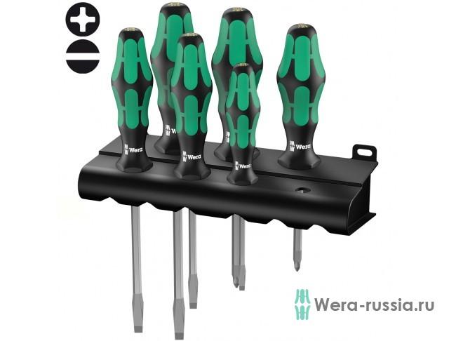 Kraftform Plus Lasertip 334 SK/6 Rack 007680 WE-007680 в фирменном магазине Wera
