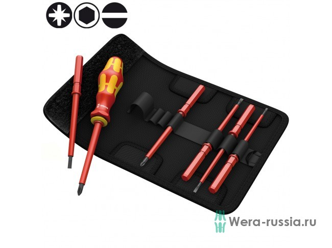 Kraftform Kompakt VDE 60 i/65 i/7 003472 WE-003472 в фирменном магазине Wera